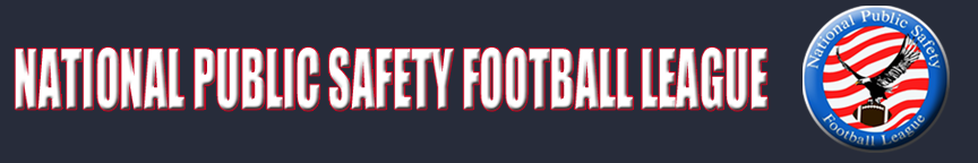NATIONAL PUBLIC SAFETY FOOTBALL LEAGUE